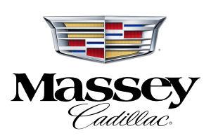 Massey Cadillac new Logo Transparent Background