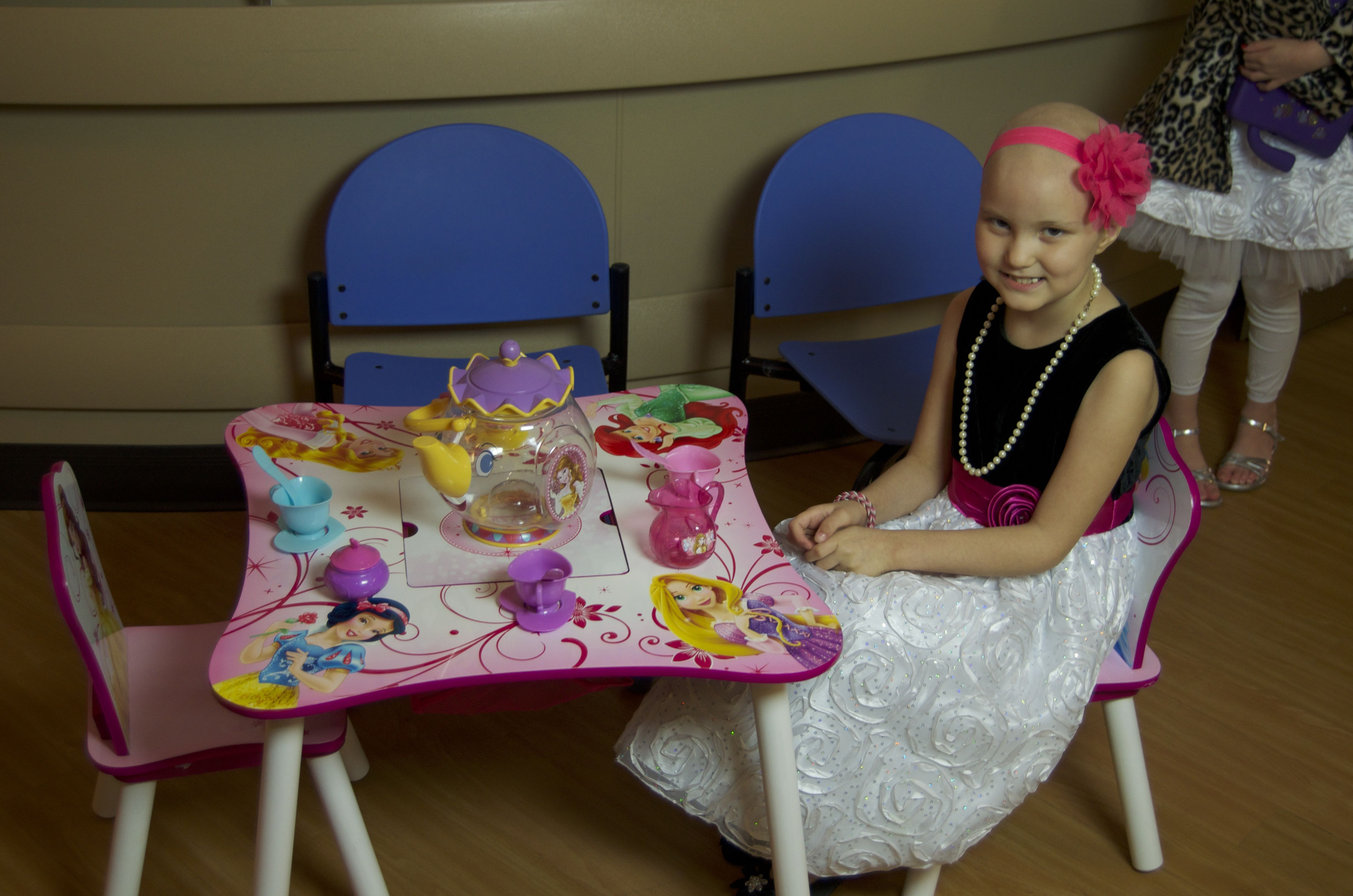 She wanted to grow up to be a child life specialist. She loved to play with  her American Girl Dolls®, Grace and Lea, and visit the princesses at Walt  Disney ...