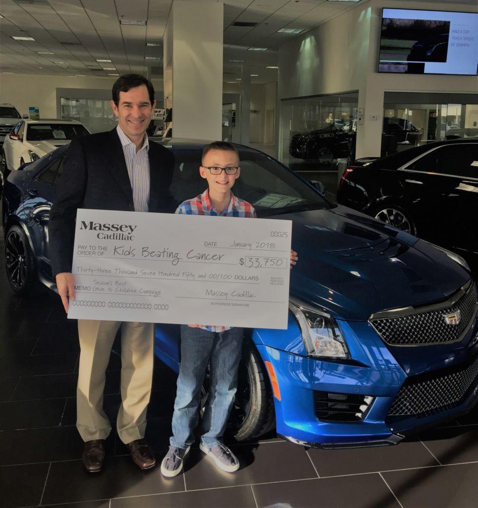 Cadillac Dealership Orlando Fl: Massey Cadillac Raised $33,750!